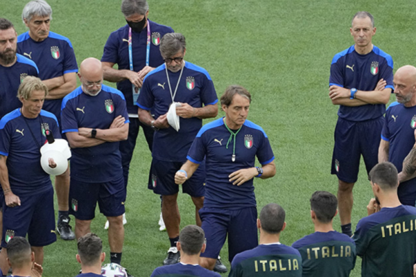 Revealing the best of the Italy national team