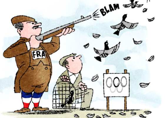 pigeon shooting olympic games
